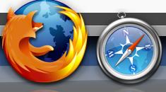 Firefox versus Safari