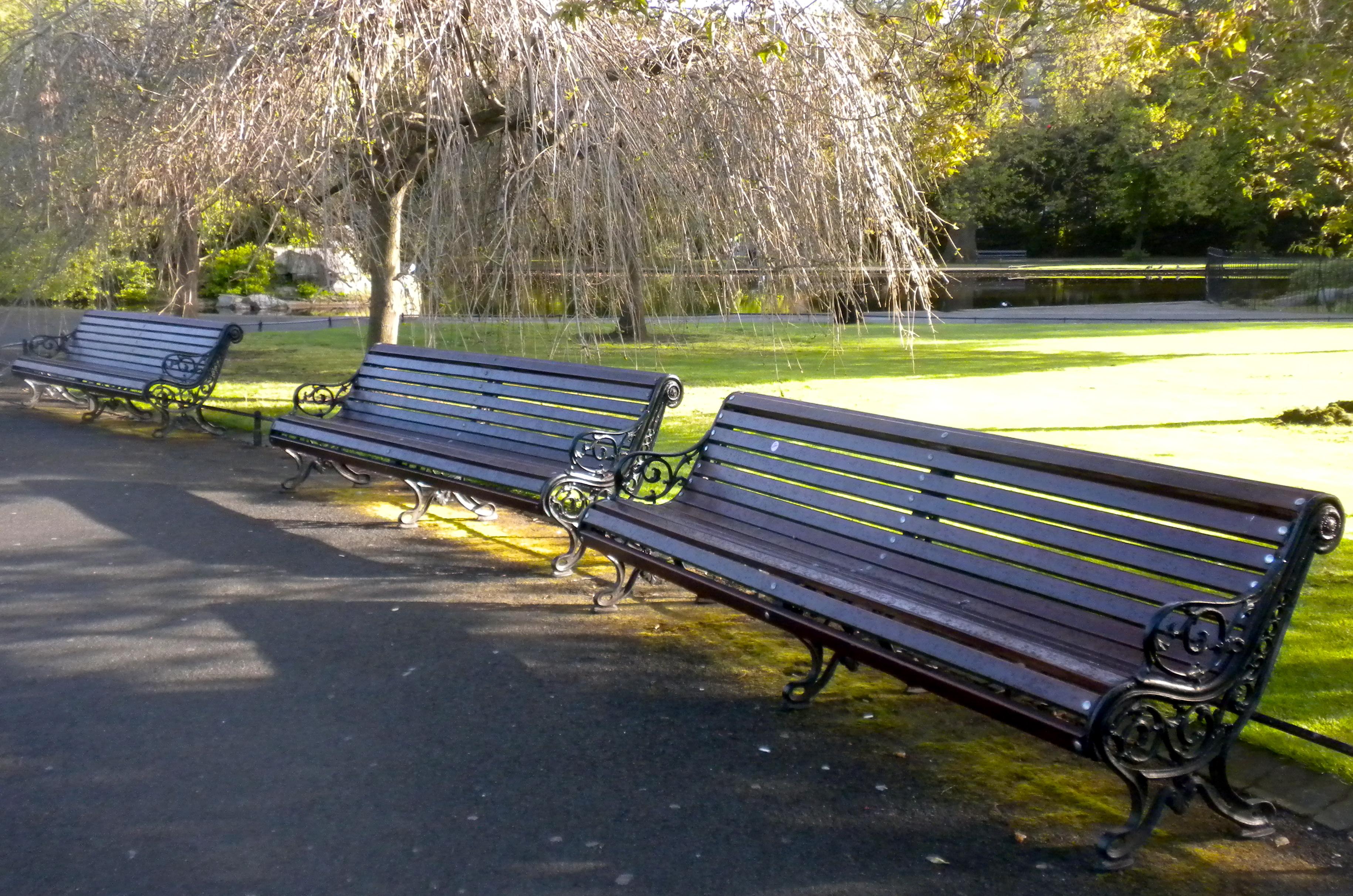 Park Benches Dullog